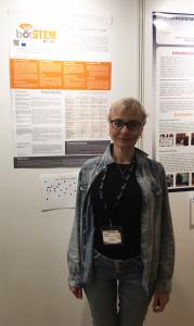 PhD.Ileana Greca preseting BOTSTEM